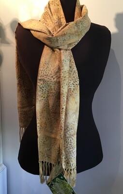 Batik scarf 16