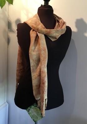Batik scarf 18
