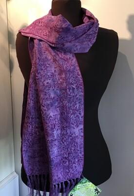 Batik scarf 21