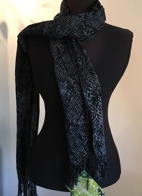 Batik scarf 23