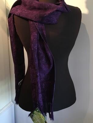 Batik scarf 19