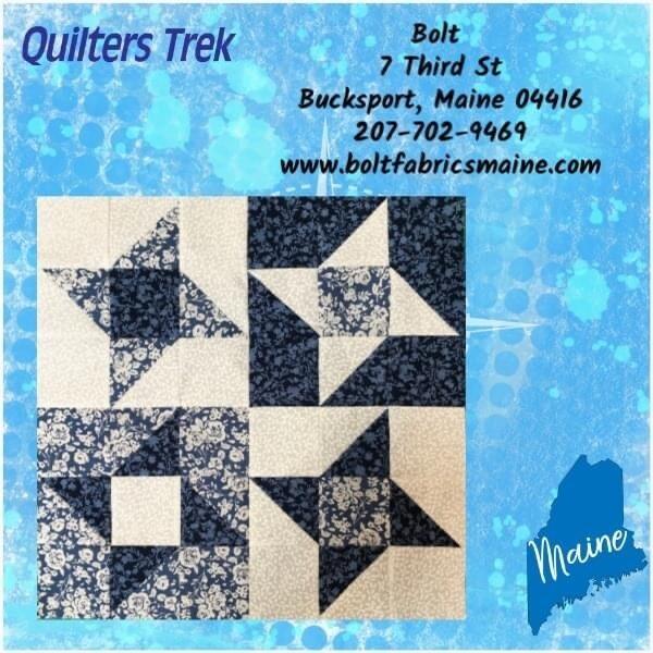 Quilters Trek kit