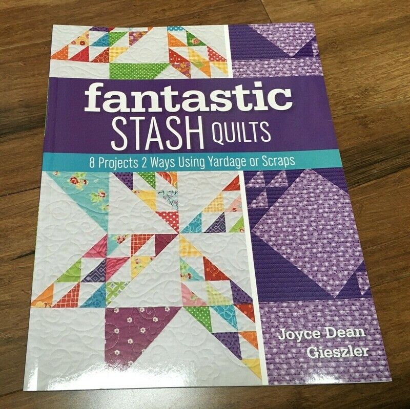 Fantastic Stash Quilts book