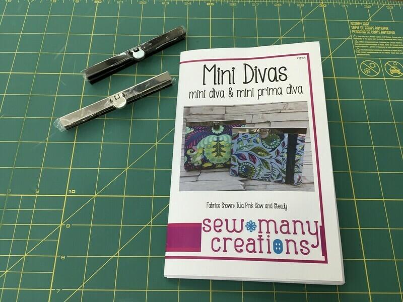Mini Diva Pattern