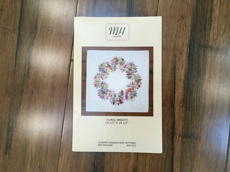 Floral wreath foundation pp MH922