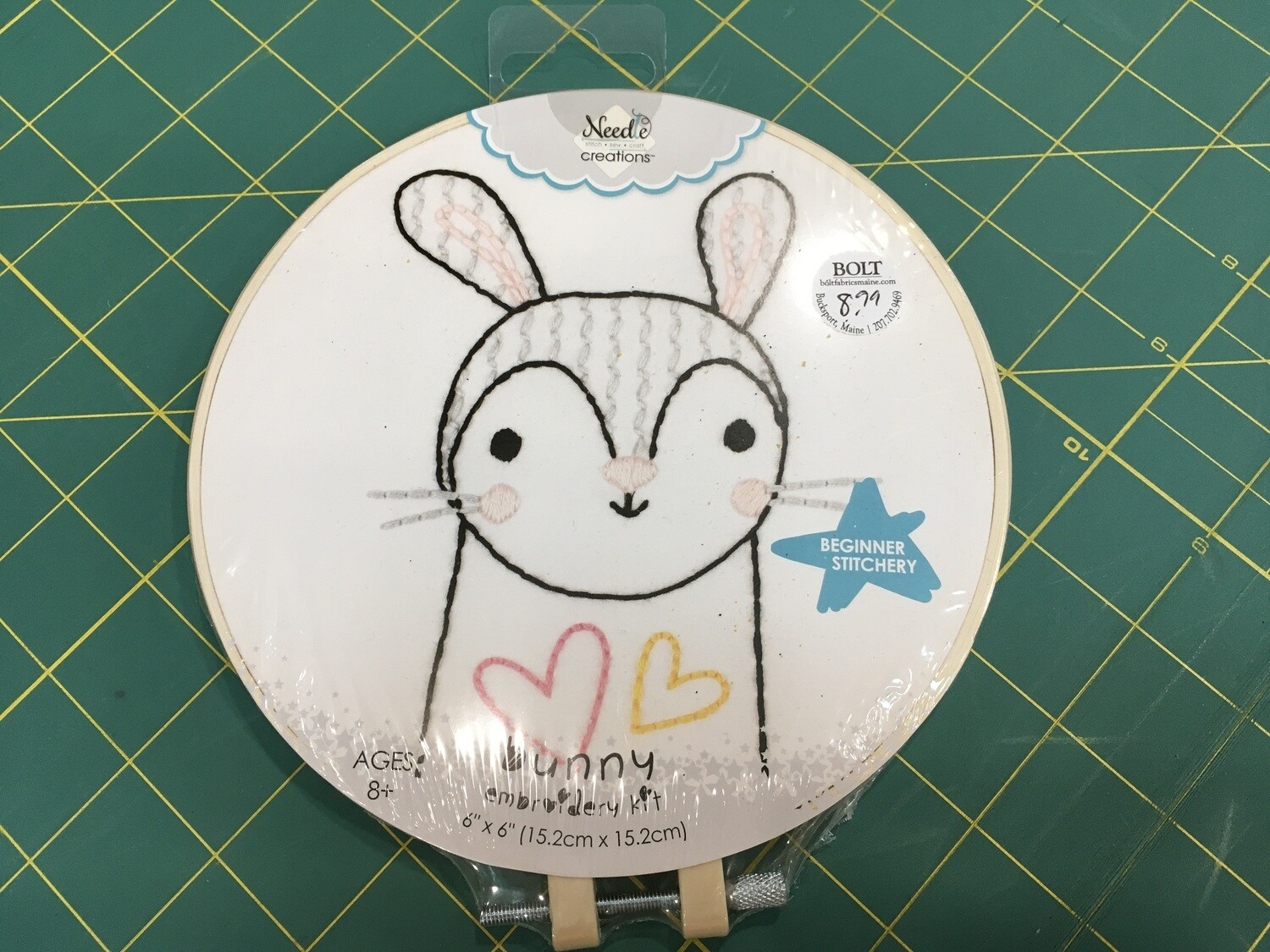 Embroidery Kit Bunny