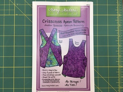 Criss Cross Apron Pattern