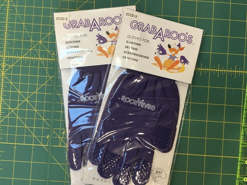 Grab a roo gloves sz 9
