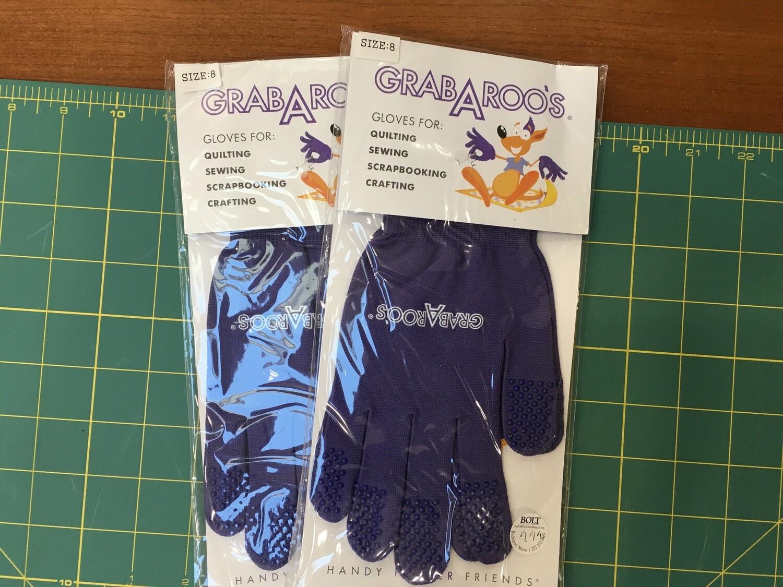 Grab a roo gloves sz 8