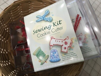 Sewing Cookie Cutters Set