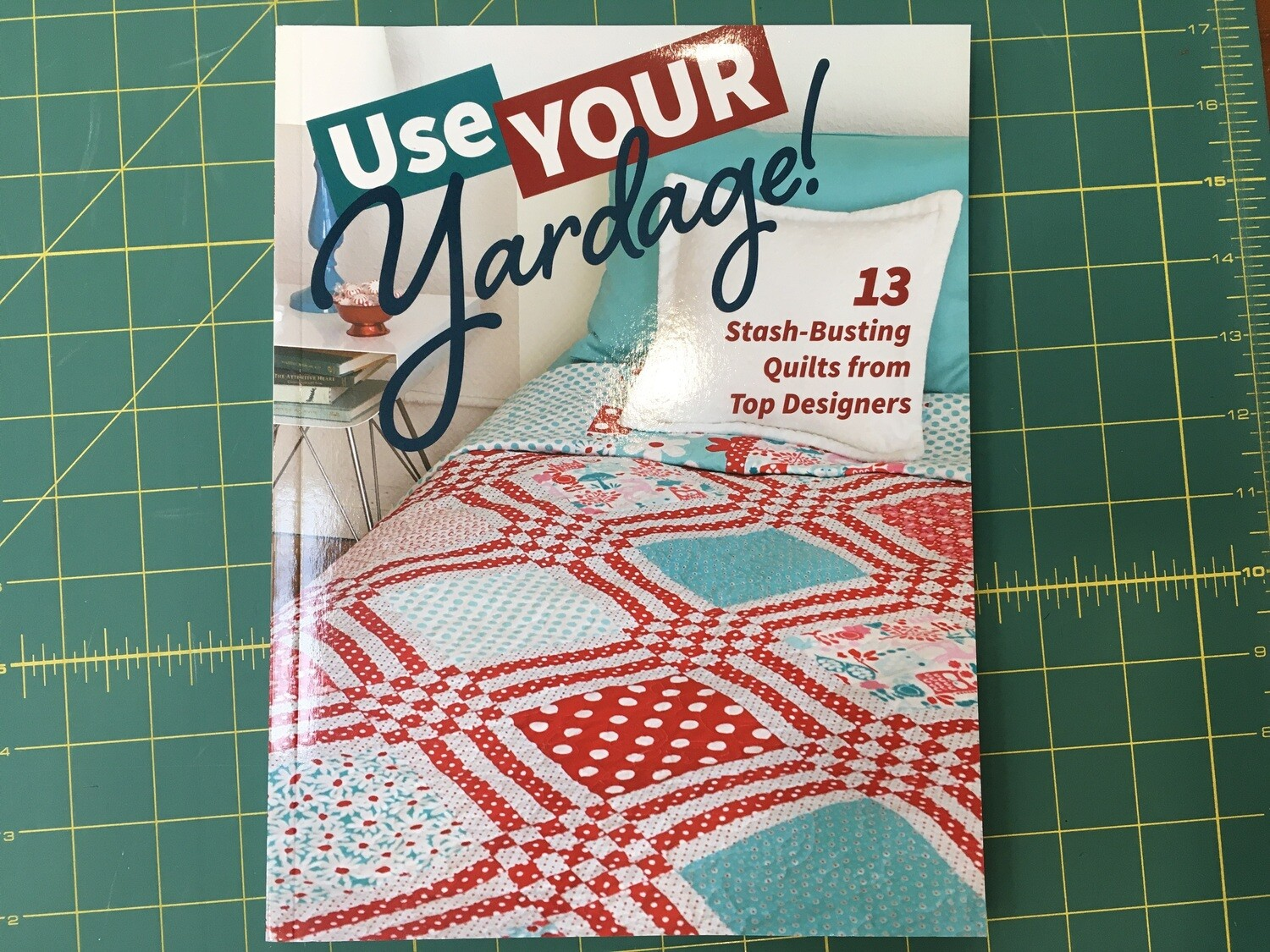 Use Your Yardage book