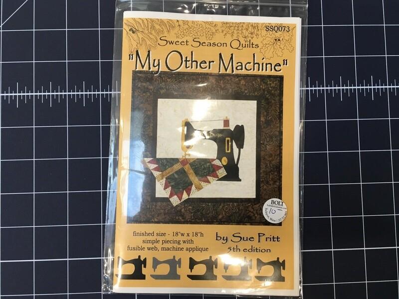 My Other Machine pattern