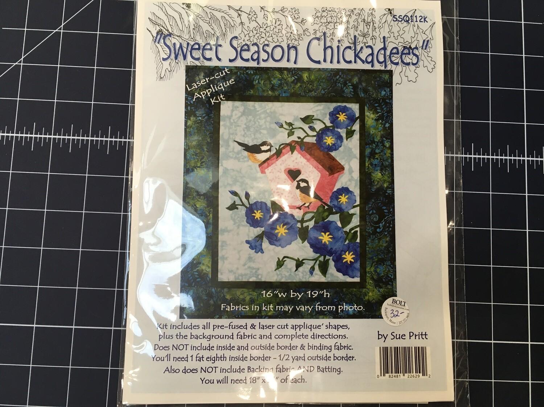Sweet Season Chickadee kit