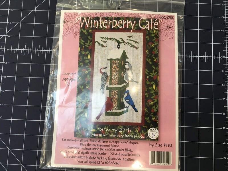 Winterberry Cafe Kit