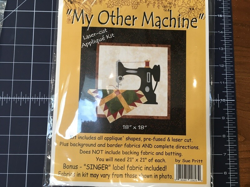 My other machine kit