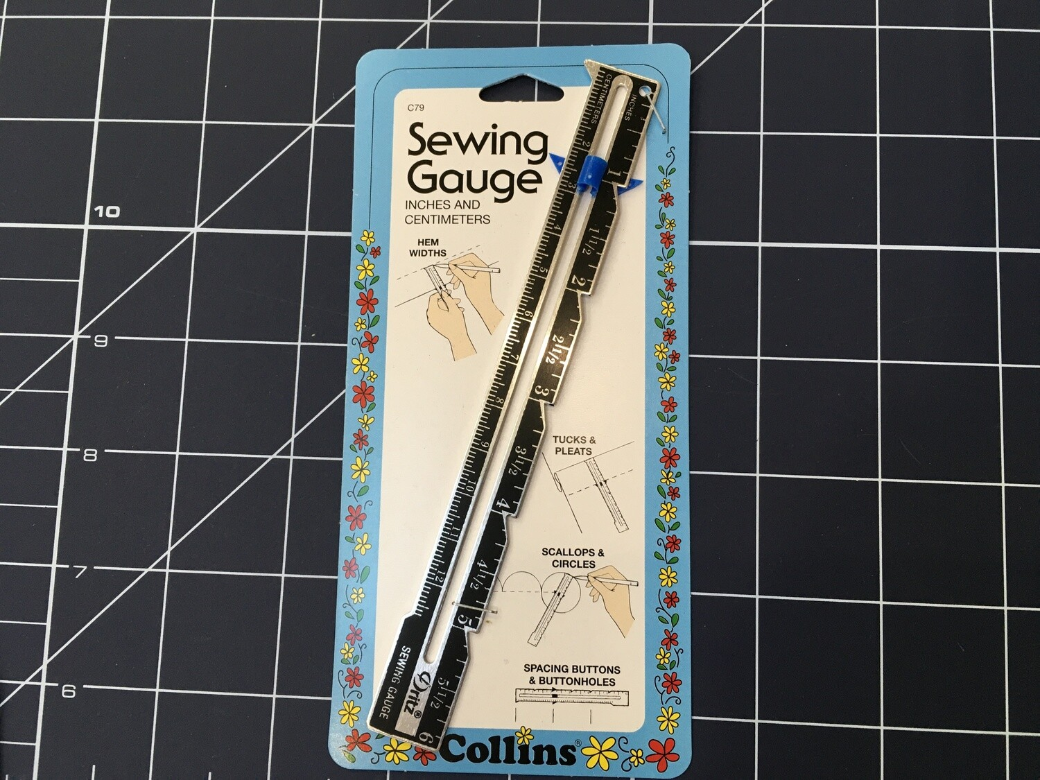 Sewing gauge