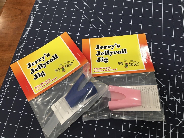Jerry's Jellyroll jig