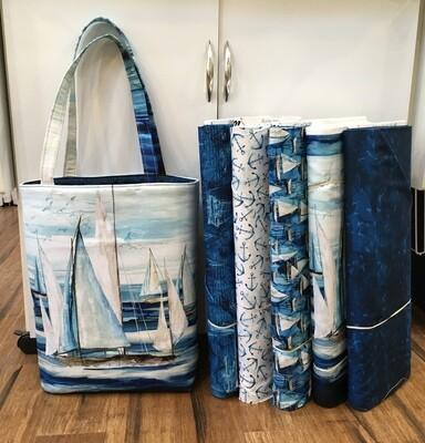 Sail Away Tote kit