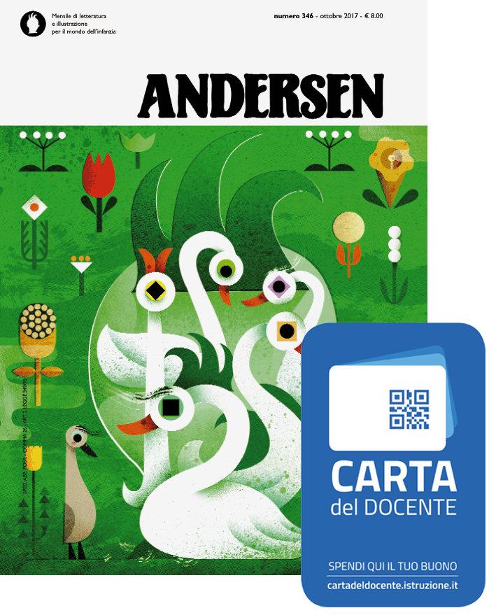 Abbonamento Rivista Andersen PER L'ITALIA 00006