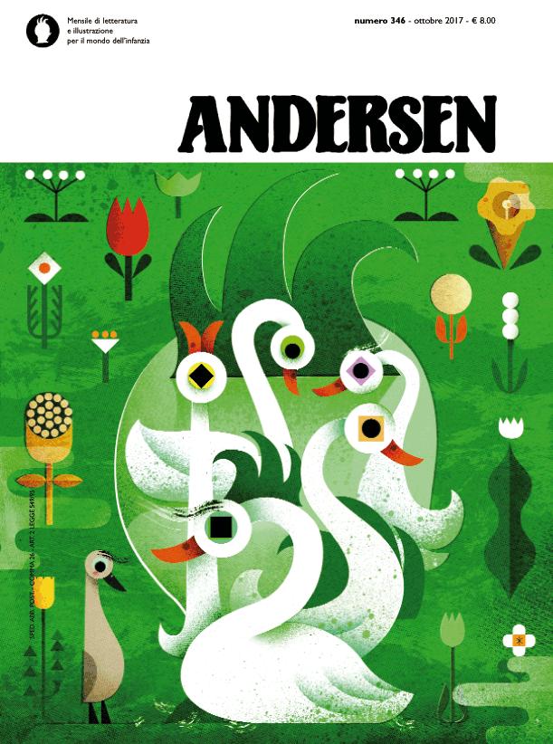 Abbonamento Rivista Andersen PAESI EUROPEI (+Svizzera) 00007