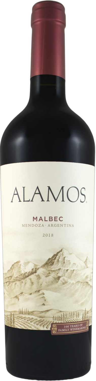 ALAMOS MENZ RED BLEND 2018