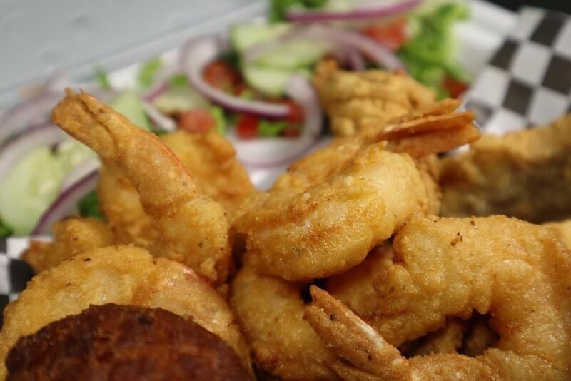 Salad - Shrimp 7 pc