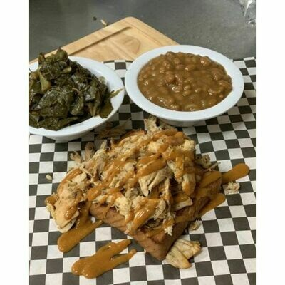 Smokehouse Chicken Sandwich Combo