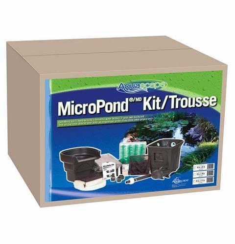 8' x 11 Aquascape DIY Backyard Pond Kit | Pond Products ...