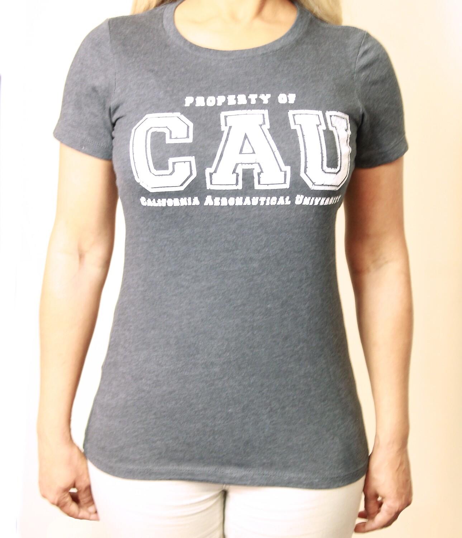 Ladies Next Level T-Shirt (Property Of)