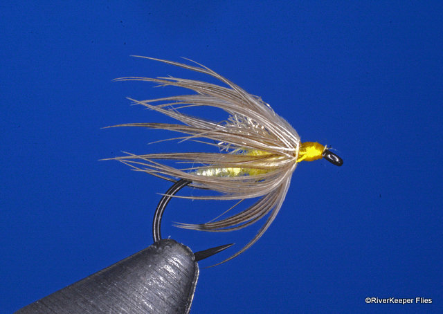 Contemporary Soft Hackle Dry Flies 142
