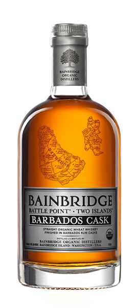 Battle Point Barbados Cask Whiskey