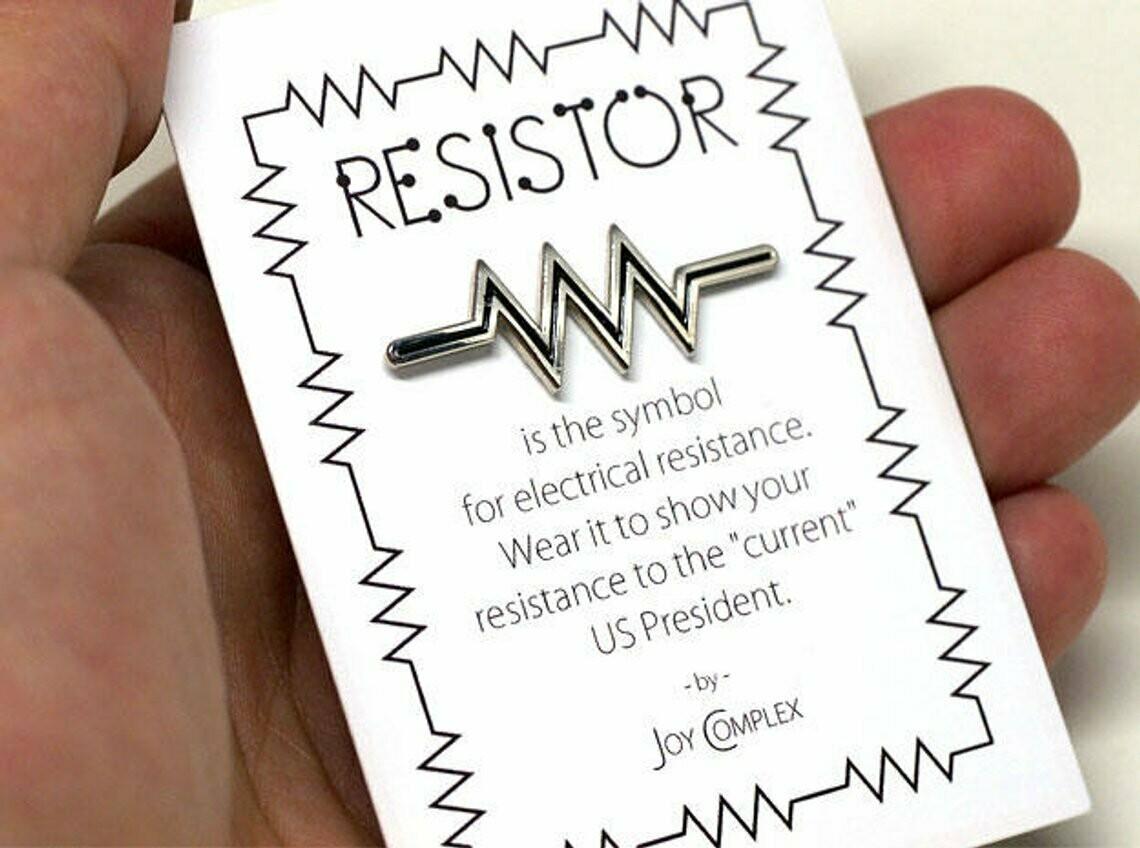 Resistor Pin