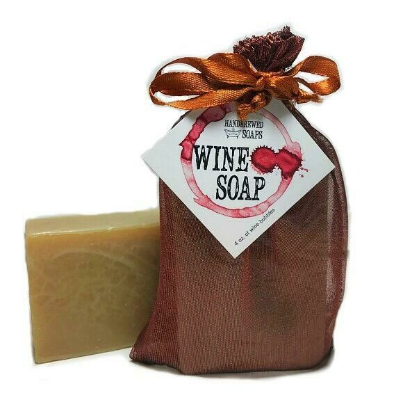 Cabernet Savignon Soap