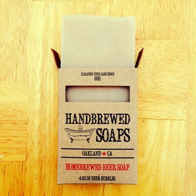 The Pub Beer Soap