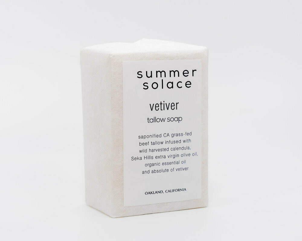 SALE - Soap, Vetiver