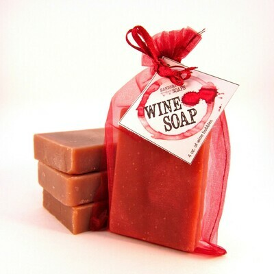 Merlot Wine Soap