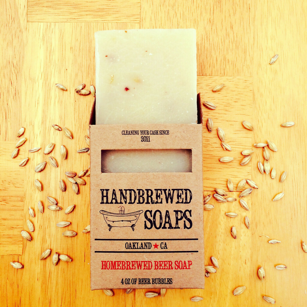 Spiced Ale Beer Soap