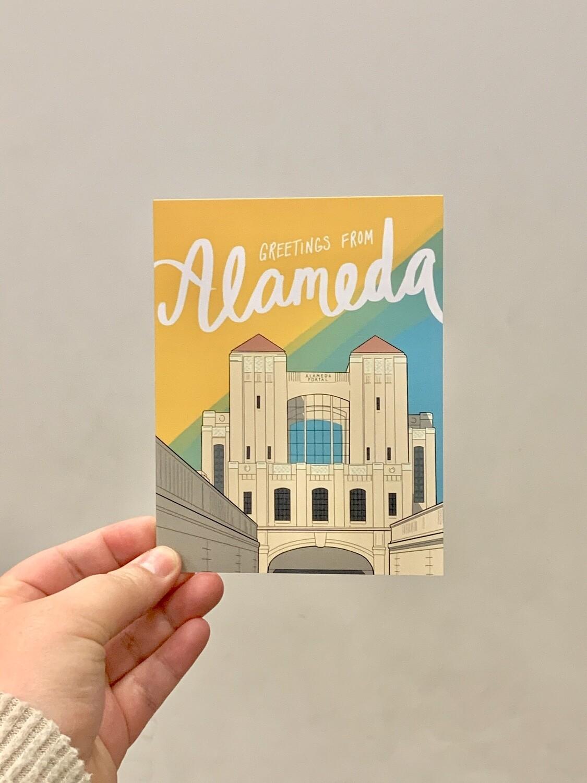 Card, Alameda Portal