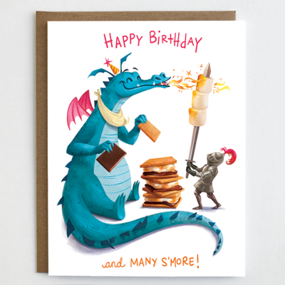 Many S'more Card