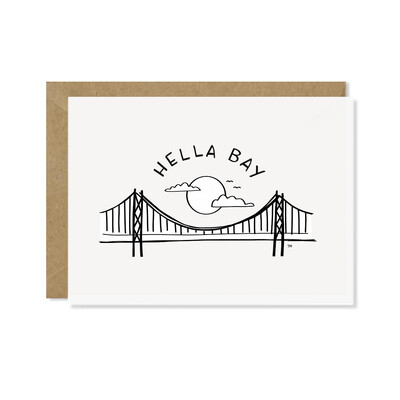 Hella Bay Local Card