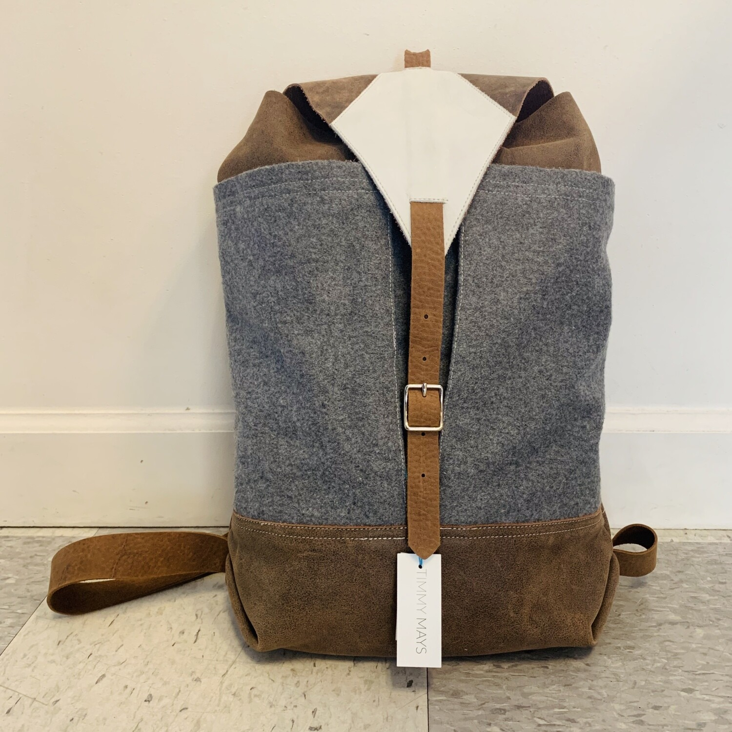 LOLO Leather Rucksack