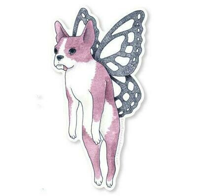 Bossie Faerie Sticker