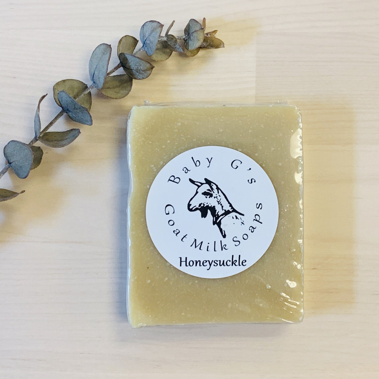 Honeysuckle Bar Soap