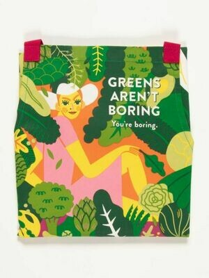 Greens Aren't Boring Apron