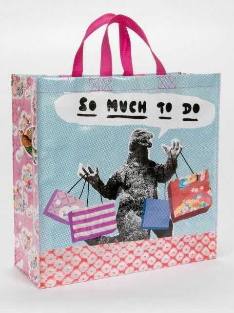 So Much To Do Shopper Tote