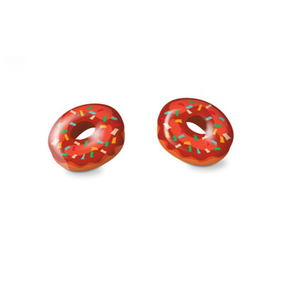 Cute Donut Earring