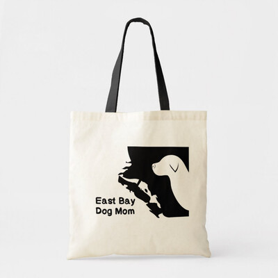 East Bay Dog Mom Tote
