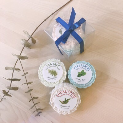 Bath Bomb Gift Pack, Set of 3