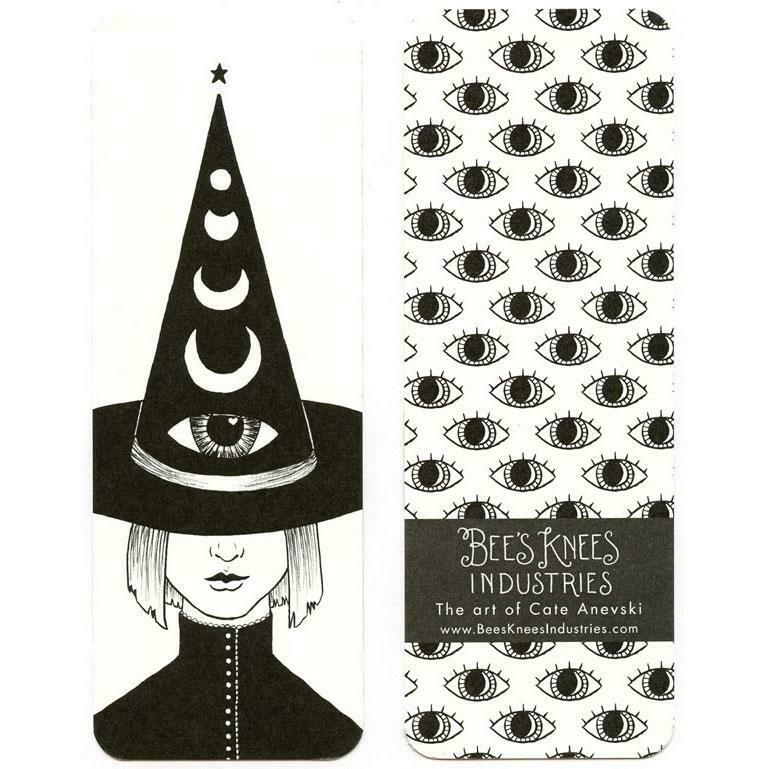 Third Eye Witch Bookmark