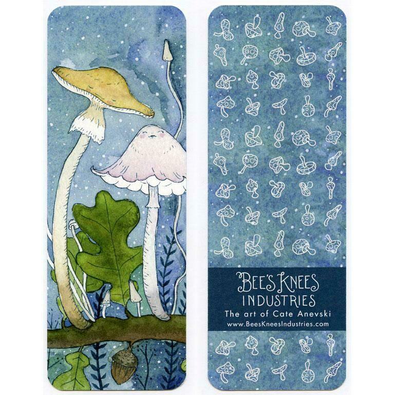 Mushroom Love Bookmark